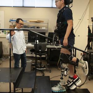 Neuromuscular Rehabilitation Engineering _Huang Lab image