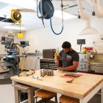 The Advanced Manufacturing andPrototypingSpace
